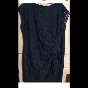 Metaphor lace overlay dress size 20W